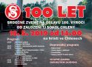 Plakát - Oslavy 100 let